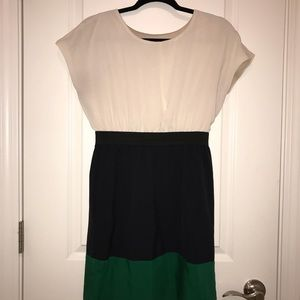Zara Basics Dress